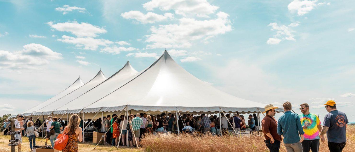 Solstice natural wine festival